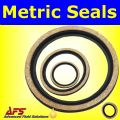 M12 Metric Self Centring Bonded Dowty Washer Seal